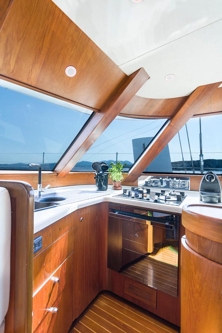 intérieur yacht
