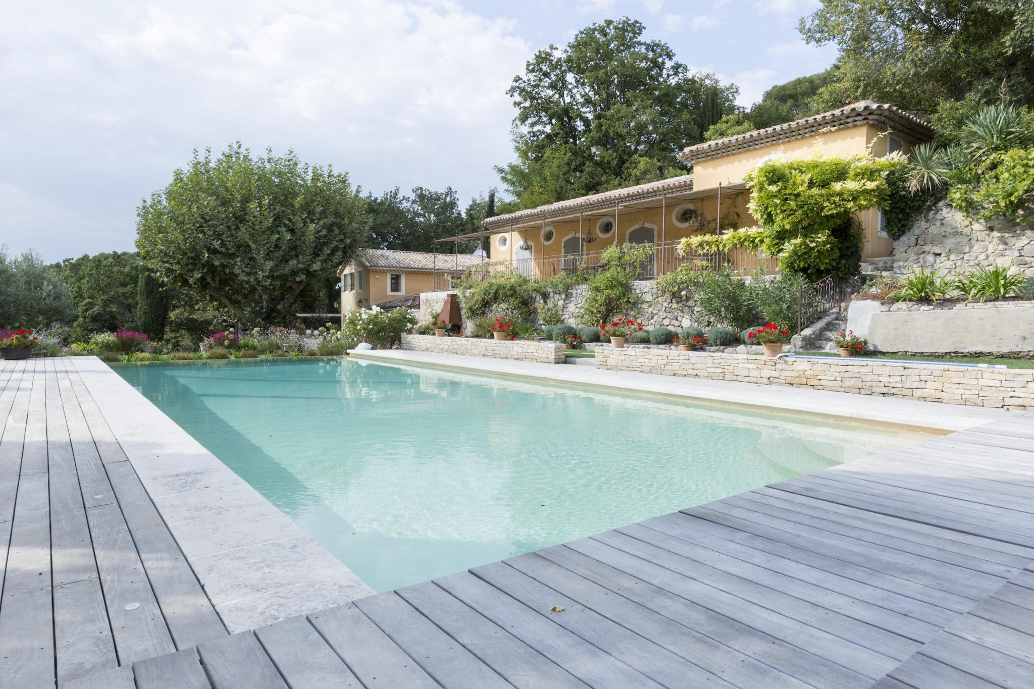 Photographie piscine