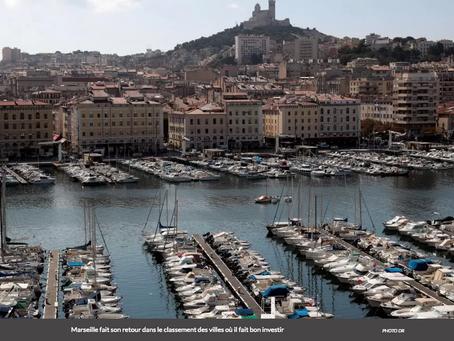Immobilier : Marseille intègre le Top 10 des villes où investir