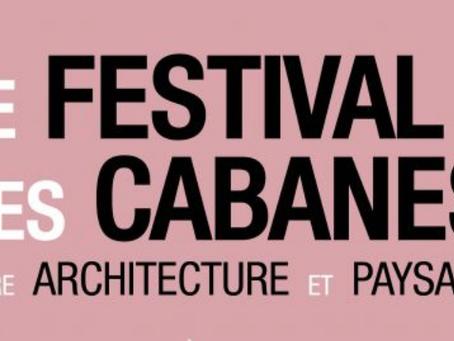 Candidatures ouvertes pour le concours du Festival des Cabanes 2020