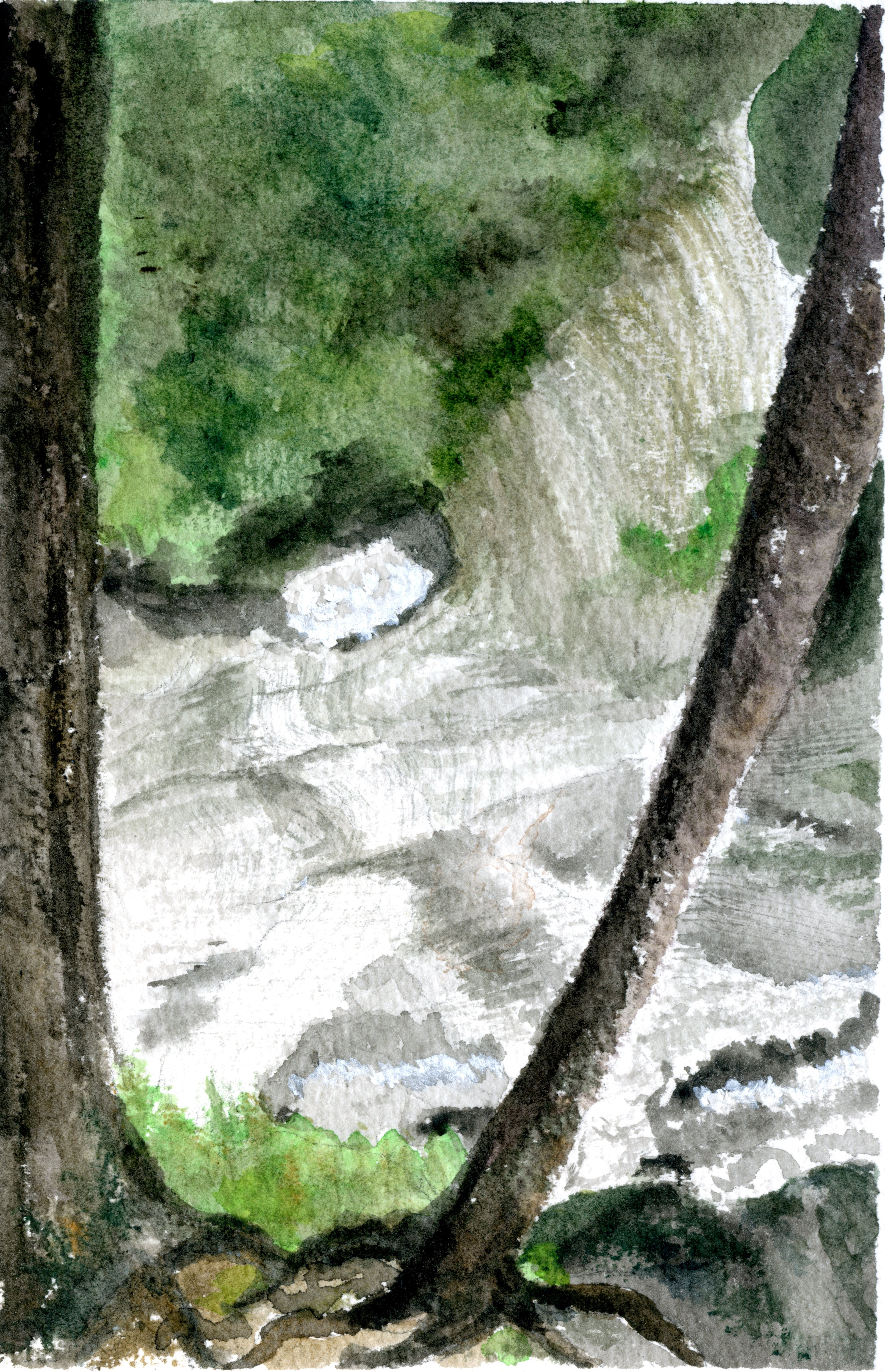 UP Falls Pool