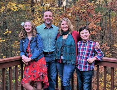 Pastor Philip King and Family
