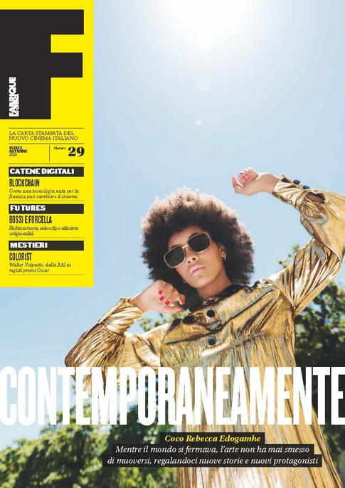 """""""Fabrique du Cinéma"""", the new issue"""