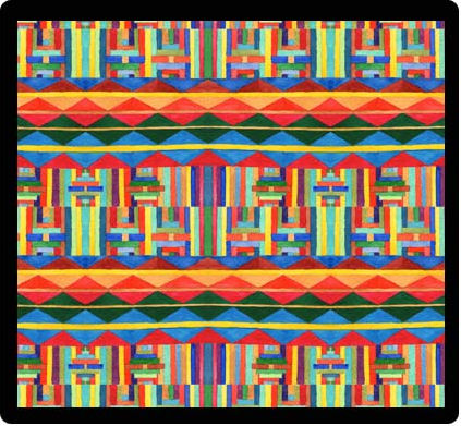 cadre stripes triangles .jpg