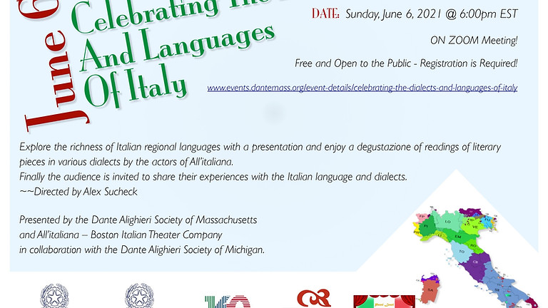 Celebrating the Dialects and Languages of Italy