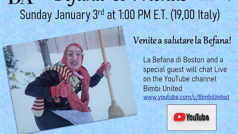 Befana and Friends