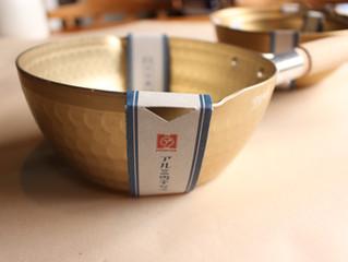 日本製アルミボウルとアルミ雪平鍋