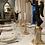 Thumbnail: Thomire/Rabiat : grande paire de candélabres signés, époque Empire.