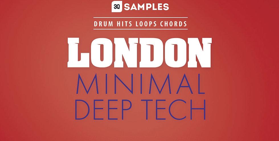 London Minimal Deep Tech