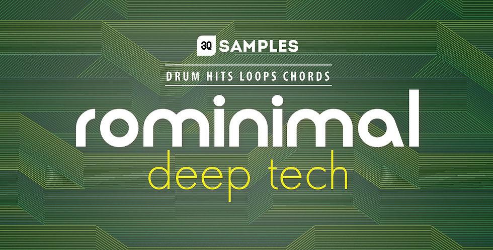 Rominimal Deep Tech