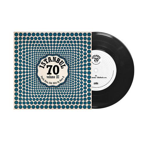 ISTANBUL 70 - PSYCH, DISCO, FOLK EDITS by BARIS K - VOL 3