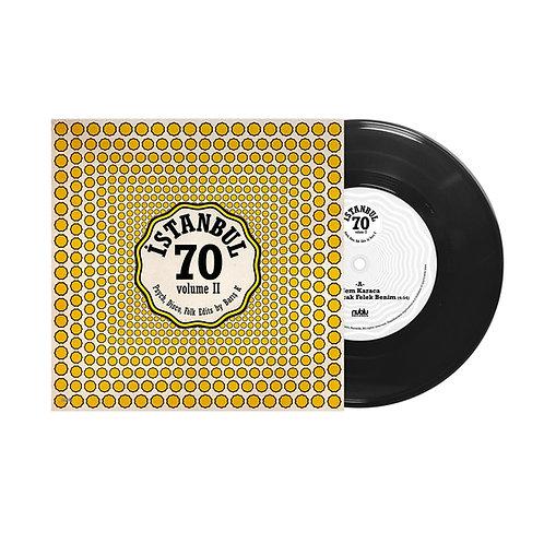 ISTANBUL 70 - PSYCH, DISCO, FOLK EDITS by BARIS K - VOL 2