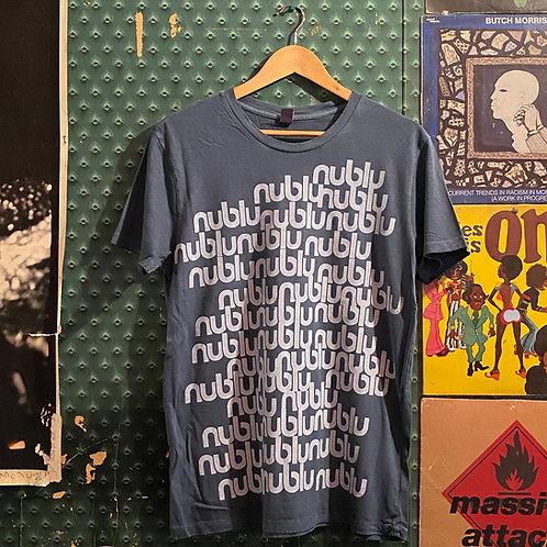 NUBLU T-Shirt - Blue