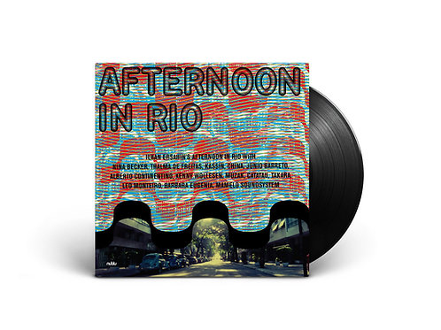 Afternoon in Rio feat Nina Becker, Thalma De Freitas, Kassin, Catatau​.​.​.