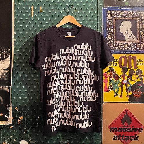NUBLU T-Shirt - Black
