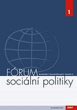 Sociální Politiky commentary April 2016