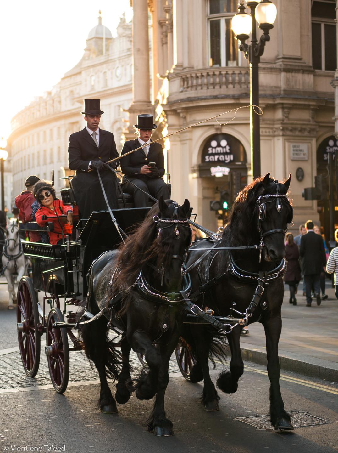 1850s London