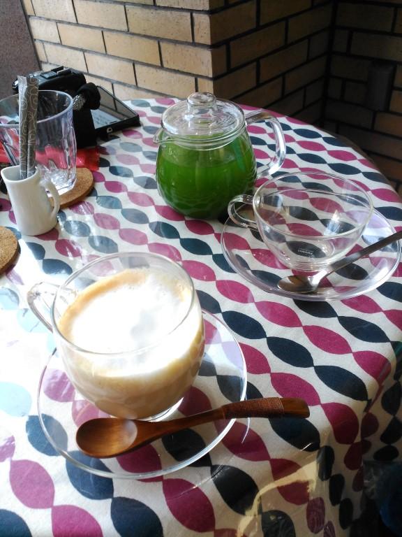 Cold Brew Matcha and Royal Milk Tea