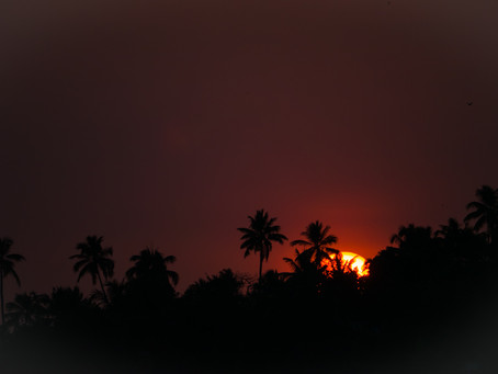 Living Kerala Series: Summer Sunsets in Kochi, India
