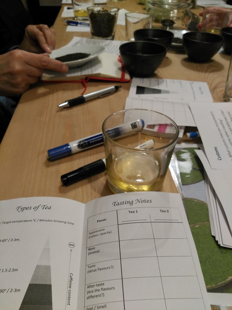 Encounters with Tea - our English Tea Classes in Madrid
