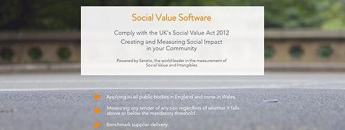 Seratio Social Value SaaS