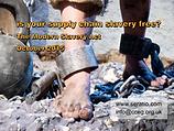 Modern Slavery advisory services www.modernslavery.uk