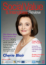 SVIR November 2015 with Cherie Blair interview