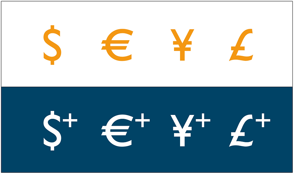 CCEG Non-Financial Currency