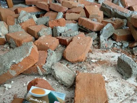 Surviving the Lombok Earthquake