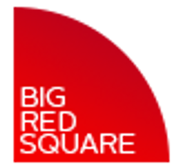Big Red Square Logo