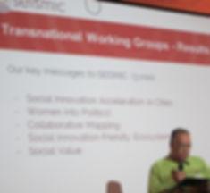 CCEG leads EU SEiSMiC Social Value group