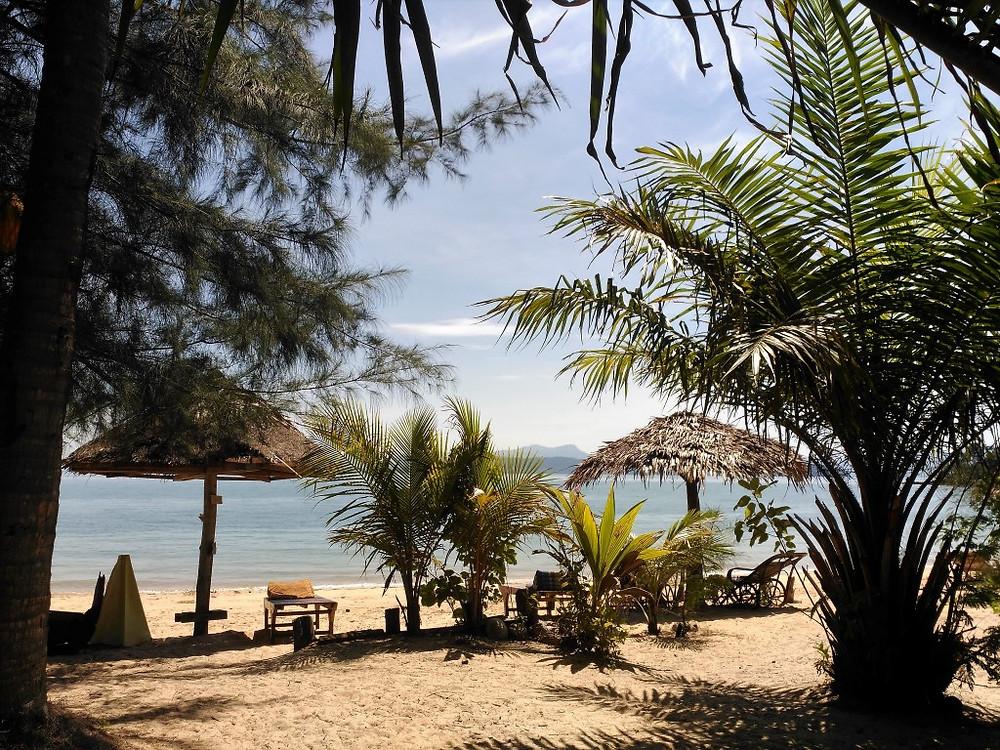 Koh Phayam Beach at Sabai Sabai