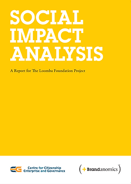 Social Impact Analysis - Report for The Loomba Foundation at House of Lords