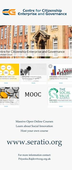 CCEG MOOC content