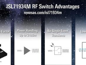 Radiation Tolerant 6GHz SPDT RF Switch