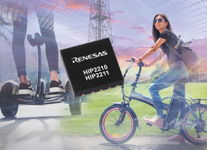 HIP2211 MOSFET Drivers from Renesas