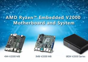 IMB-V2000 Mini-ITX Motherboard Powering the Edge
