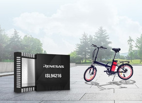 Fully-Integrated Battery Front End from Renesas