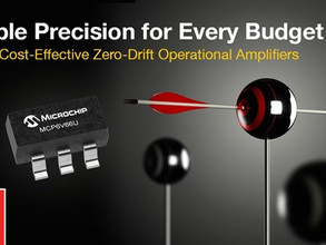 Cost Effective Zero-Drift Operational Amplifiers