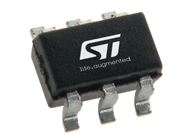 STA8089 / STA8090 LNA impedance matching with ESD protection in SOT23