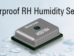 Renesas Waterproof RH Humidity Sensors
