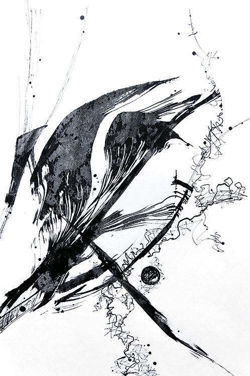 INK MEETS PAPER - BLACK