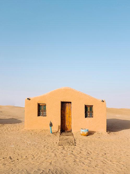 DESERT HUT