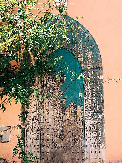 MARRAKECH GREEN DOOR