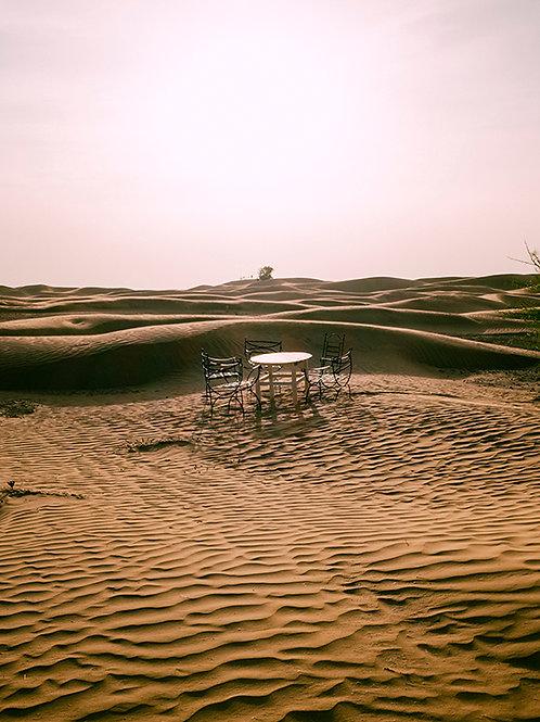DESERT MEAL