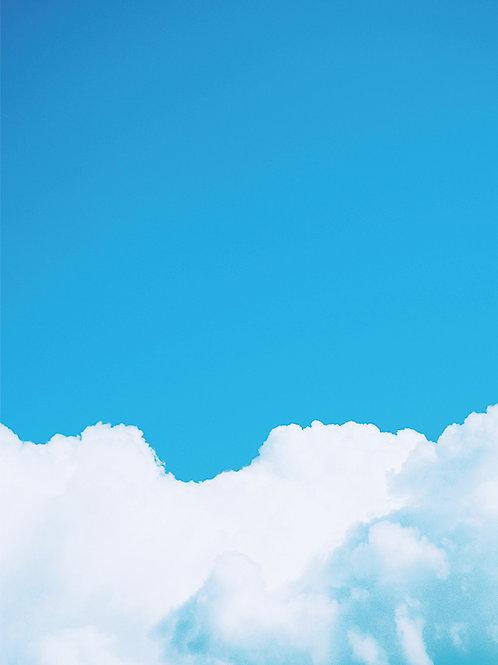 BLUE CLOUDS I