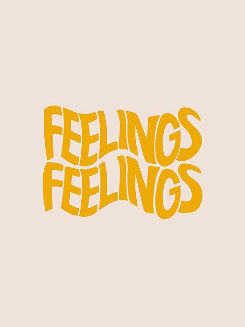 FEELINGS YELLOW
