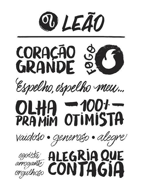 SIGNOS LEÃO
