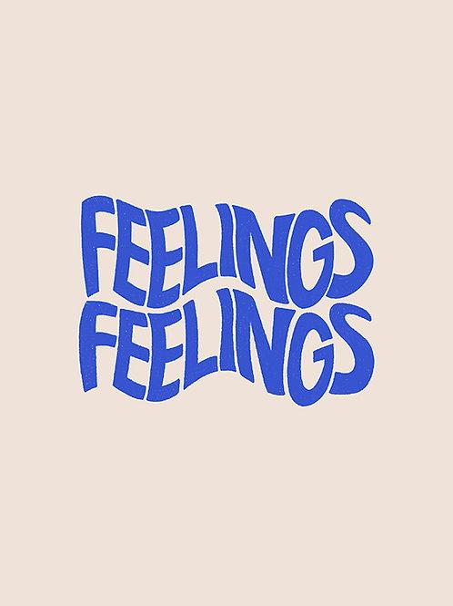 FEELINGS BLUE