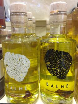 L'huile à la truffe